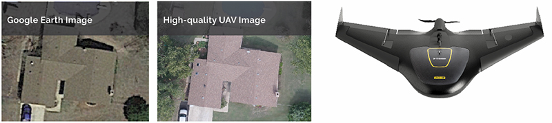UAV Drone Surveying Quality and Accuracy
